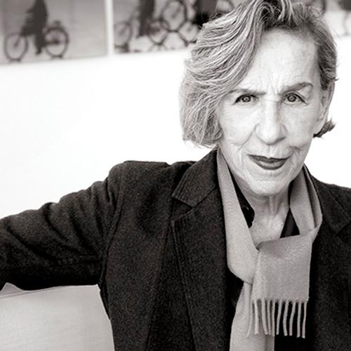Andree Putman, una de las mujeres diseñadoras de interiorismo más relevantes de la historia