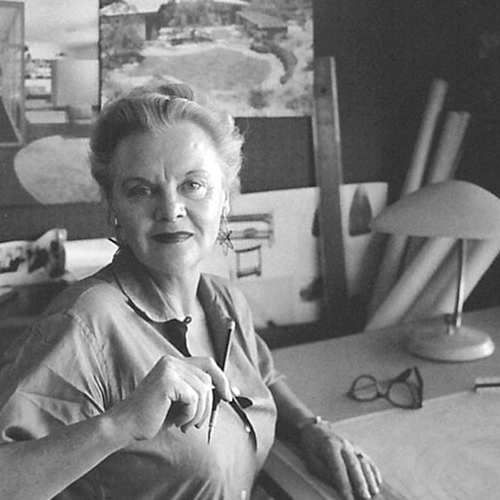 Greta Grossman, una de las mujeres diseñadoras de interiorismo más relevantes de la historia